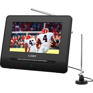 "Coby TFTV992 9"" Portable LCD TV - 16:9 - ATSC - NTSC"