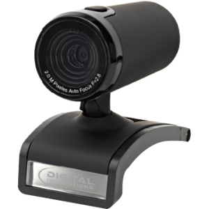 Micro Innovations ChatCam 4310500 Webcam - USB 2.0 - 1920 x 1080 Video - CMOS Sensor - Microphone