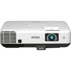 Epson VS410 LCD Projector - 4:3 - F/1.51 - 1.99 - NTSC, SECAM, PAL - 1024 x 768 - XGA - 2,500:1 - 4000 lm - USB - VGA In - 373 W - 2 Year Warranty