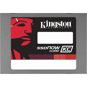 "Kingston SSDNow KC100 SKC100S3/240G 240 GB 2.5"" Internal Solid State Drive - 1 Pack - SATA"