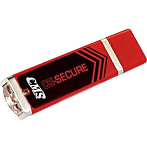 CMS Products CE Secure CE-FLASH-32G 32 GB USB 2.0 Flash Drive - 1 Pack