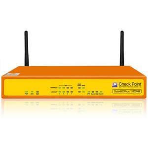 Check Point Safe@Office 1000NW UTM Appliance - 6 Port IEEE 802.11n
