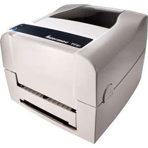Intermec PF8T Thermal Transfer Printer - Monochrome - Desktop - Label Print - 2 in/s Mono - 300 dpi - Fast Ethernet - USB