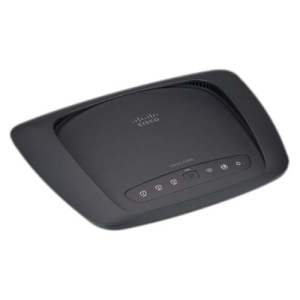 Linksys X2000 Wireless Modem/Router - IEEE 802.11n - 2 x Antenna - ISM Band - 300 Mbps Wireless Speed - 3 x Network Port - 1 x Broadband Port Wall Mountable