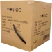 Vonnic Coaxial Video Cable - Coaxial for Security Device - 500 ft - Black