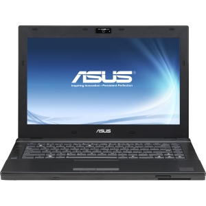 "Asus B43S-XH71 14"" LED Notebook - Intel Core i7 i7-2620M 2.70 GHz - Black - 1366 x 768 WXGA Display - 4 GB RAM - 500 GB HDD - DVD-Writer - AMD Radeon HD 64"