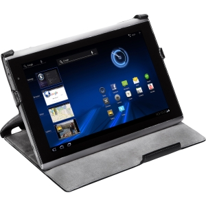"Targus VuScape THZ092US Carrying Case for 10.1"" Tablet PC - Black, Gray"