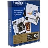 "Brother Multipurpose Paper - Letter - 8.5"" x 11"" - 1 Ream"