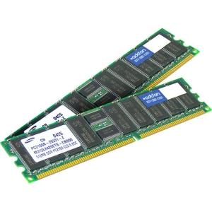 AddOn Apple Compatible FACTORY ORIGINAL 4GB FBD DDR2 KIT - 4GB (2 x 2GB) - 800MHz DDR2-800/PC2-6400 - DDR2 SDRAM - 240-pin DIMM