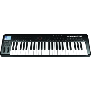 Alesis QX49 MIDI Keyboard - 49 Keys