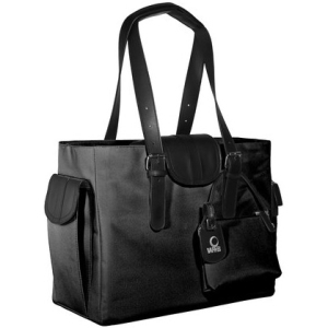 "WIB Liberator WIB-LIBDL1 Carrying Case (Tote) for 16.1"" Notebook - Black - MicroFiber"