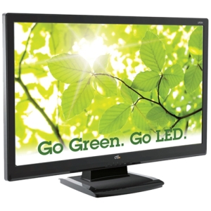 "CTL LP2701 27"" LED LCD Monitor - 16:9 - 2 ms - 1920 x 1080 - 16.7 Million Colors - 300 Nit - 1,000:1 - Speakers - DVI - HDMI - VGA"