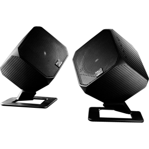 Palo Alto Audio Design cubik 2.0 Speaker System - Black - USB