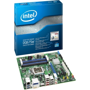 Intel Executive DQ67SW Desktop Motherboard - Intel Q67 Express Chipset - Socket H2 LGA-1155 - 10 Pack - Micro ATX - 1 x Processor Support - 32 GB DDR3 SDRAM Maximum RAM - Serial ATA/300, Serial ATA/600 RAID Supported Controller - CPU Dependent Video - 1 x