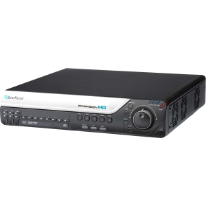 EverFocus Paragon EPHD08/4 8 Channel Professional Video Recorder - 1080p - 4 TB HDD - DVD+RW, CD-R - NTSC, PAL - DVD Video, H.264 - Progressive Scan - Ethernet - HDMI - USB