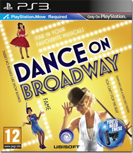 Dance on Broadway (PlayStation 3 Move)