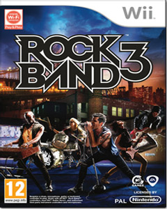 Rock Band 3 (Nintendo Wii)