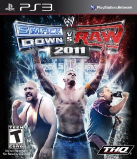 WWE Smackdown vs Raw 2011 (PlayStation 3)