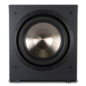 BIC America F-12 Subwoofer System - Black - 25 Hz - 200 Hz