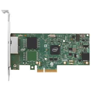 Intel Ethernet Server Adapter I350-T2 - PCI Express x4 - 2 Port - 10/100/1000Base-T - Internal - Full-height, Low-profile - Retail