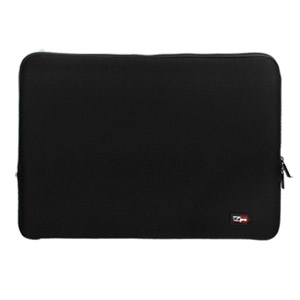 "Vidpro 15"""" Black Notebook Sleeve"