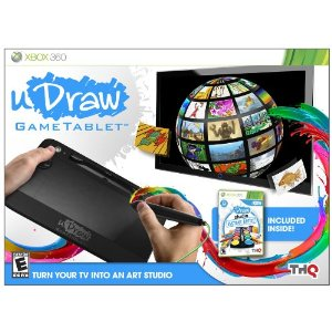 uDraw Game Tablet with uDraw Studio: Instant Artist (XBox 360)