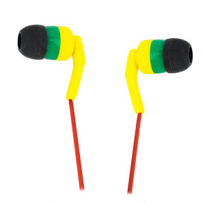 iHip 4 Color Earphones - IP-JESSAMINE