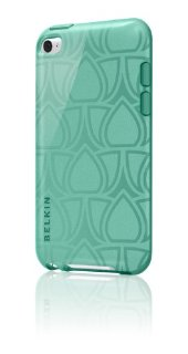 Belkin iPod Touch Grip Vue Vapor-Lotus/Emerald (for 4th Gen)