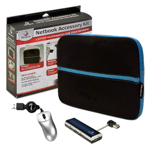 "Targus Netbook Accessory Kit for 10.2"" Netbook"