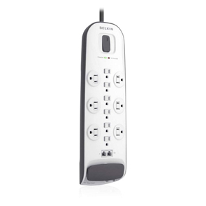 Belkin BV112234-10 12-Outlets Surge Suppressor - 12 - 3000 J