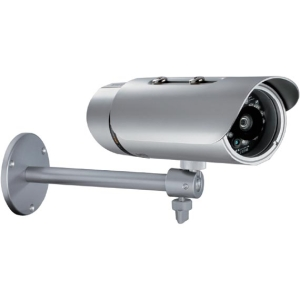 D-Link SecuriCam DCS-7110 Network Camera - Color, Monochrome - CMOS - Cable
