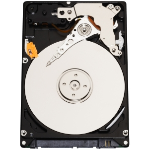 "WD Scorpio Blue WD10JPVT 1 TB 2.5"" Internal Hard Drive - SATA - 5400 rpm - 8 MB Buffer"