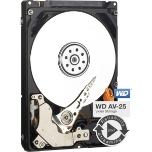 "WD AV-25 WD3200BUCT 320 GB 2.5"" Internal Hard Drive - SATA - 5400 rpm - 16 MB Buffer"