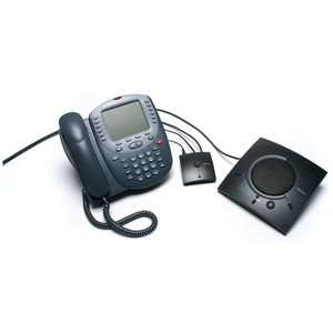 ClearOne CHAT 150 Speaker Phone for Enterprise - 1 x Mini Type B USB, 1 x RJ-45 10/100Base-TX