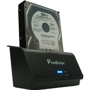 "AVS Gear ME-601S Drive Dock - External - 1 x Total Bay - 1 x 2.5""/3.5"" Bay - USB 2.0"