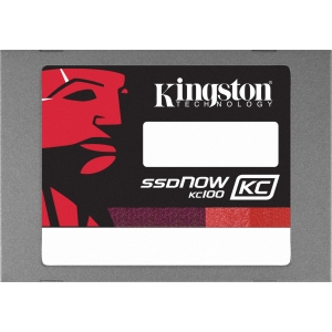 "Kingston SSDNow KC100 SKC100S3/120G 120 GB 2.5"" Internal Solid State Drive - 1 Pack - SATA"