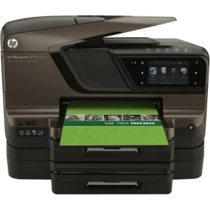 HP Officejet Pro 8600 N911N Inkjet Multifunction Printer - Color - Plain Paper Print - Desktop - Printer, Scanner, Copier, Fax - 35 ppm Mono/35 ppm Color Print - 20 ppm Mono/16 ppm Color Print (ISO) - 4800 x 1200 dpi Print - 35 cpm Mono/35 cpm Color Copy