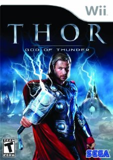 Thor: God of Thunder (Nintendo Wii)