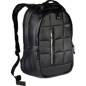 Targus Crave TSB15801US Carrying Case (Backpack) for 16&quot; Notebook - Black - Nylon