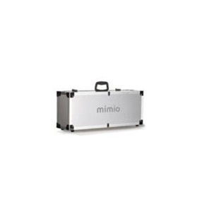 Mimio Carrying Case for Audience Response System - Metal
