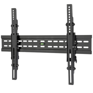 Level Mount Ultra Slim PT600 Wall Mount for Flat Panel Display - 32&quot; to 55&quot; Screen Support - 200.00 lb Load Capacity - Black