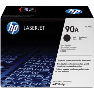 HP 90A Toner Cartridge - Black - Laser - 10000 Page