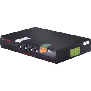 AVOCENT SwitchView SC640 KVM Switch - 4 Computer(s) - 6 x USB - 5 x DVI