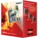 AMD Fusion A4-3300 2.50 GHz Processor - Socket FM1 - Dual-core (2 Core)