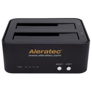 Aleratec 1:1 HDD Copy Cruiser Mini USB 3.0 SATA Hard Disk Drive Duplicator