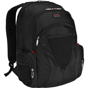 "Targus Expedition TSB229US Carrying Case (Backpack) for 16"" Notebook - Black - Nylon, Polyester"
