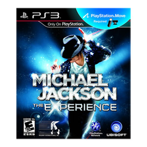 Michael Jackson The Experience (PlayStation 3)