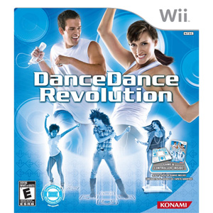 DanceDance Revolution Bundle (Nintendo Wii)