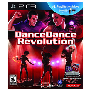 DanceDance Revolution Bundle (Playstation 3)