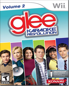 Karaoke Revolution Glee: Volume 2 Bundle (Nintendo Wii)